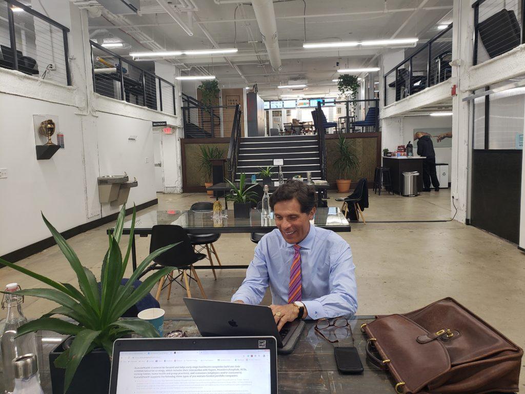 XLerateHealth adds to Flint's Entrepreneurial Spirit